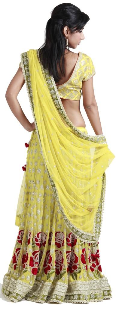 Indian designer lehengas