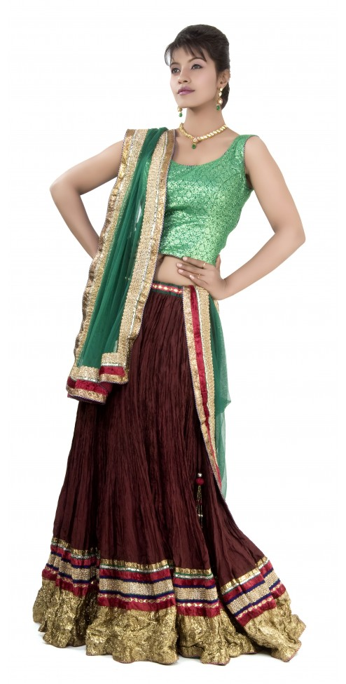 Buy Online Indian Wedding Lehengas - WOMEN'S WEAR