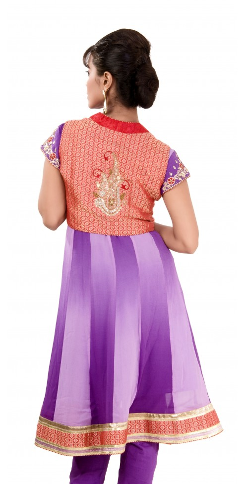 Indian designer dresses for women- Anarkali suits