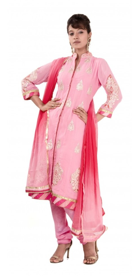 Women's wear- Indian Designer Suits -Summer Collection 2012