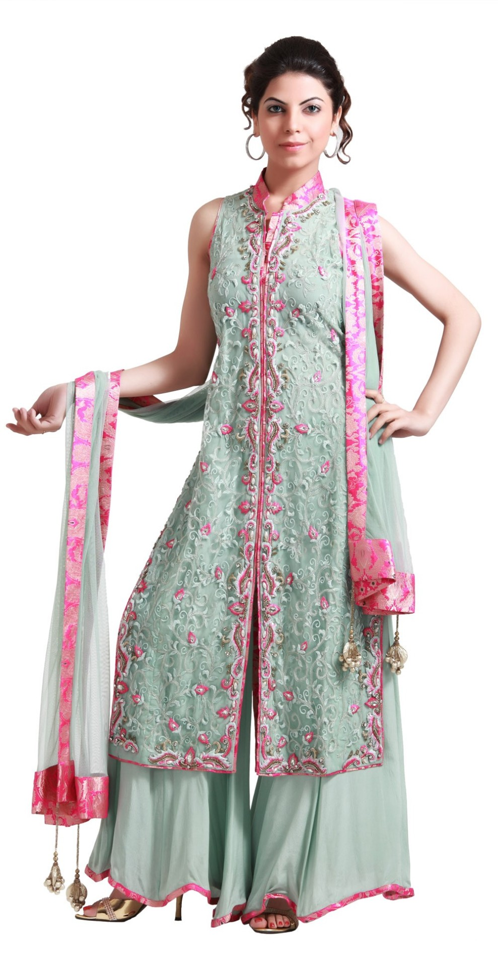 Monsoon Collection- Indian Designer Suits Collection 2012