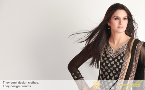 Indian Designer Dresses Online @ Angarkh- Virtues Studios Brand