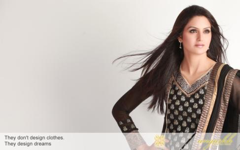 Indian Designer Dresses Online @ Angarkh- Virtues Studios Brand