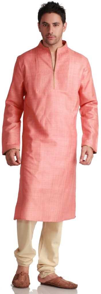 Indian Designer Silk Kurtas for Men