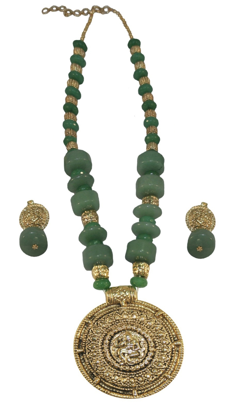 Buy Designer Jewelry Festive Set Online