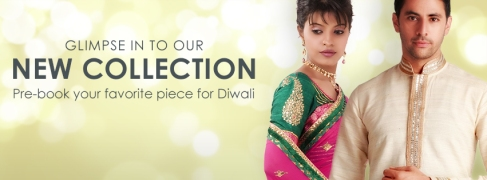 Diwali Special Offer- Indian Designer Clothes and Jewelry Collection